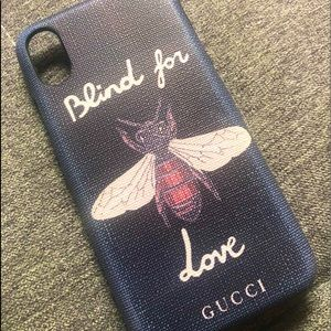 Gucci - Case for iPhone X / XS